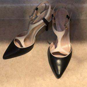 Tahari Size 8 1/2 High Heels